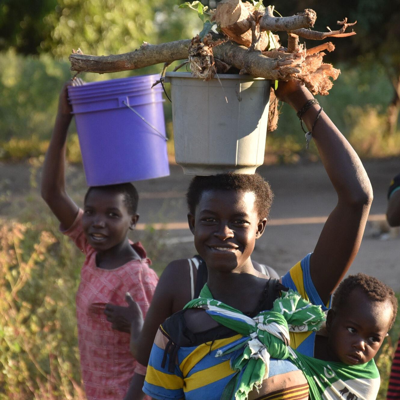 SKAB FORANDRING FOR AFRIKA